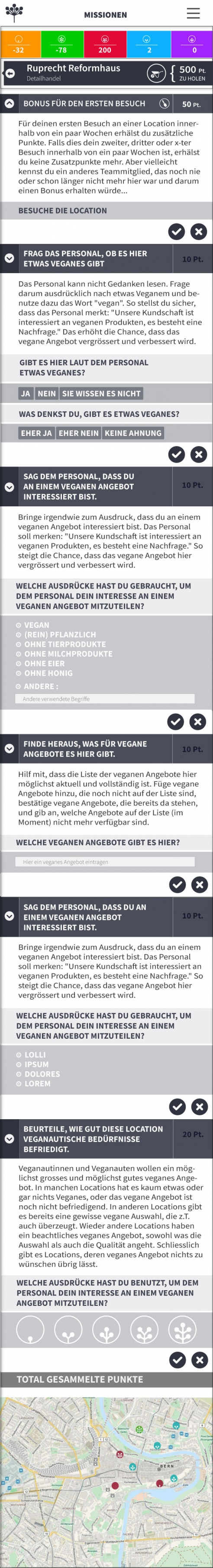 Design Veganauten